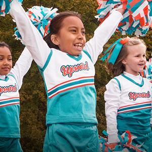 Upward Cheerleading